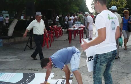 Campanie Informare Hepatita Alexandria 2016