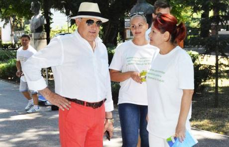 Campanie Informare Hepatita Giurgiu 2016